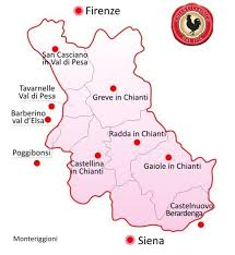 Mappa-Chianti-Classico