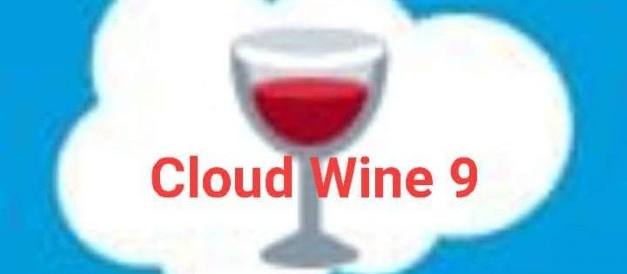 Cloud wine9 di Adriano Guerri & Friends