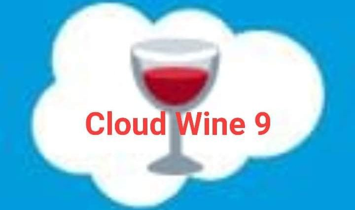 Adriano Guerri & friends in Cloud wine9